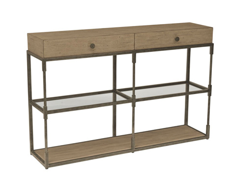Curate by Artistica Metal Design - Double Console Table - C101-270