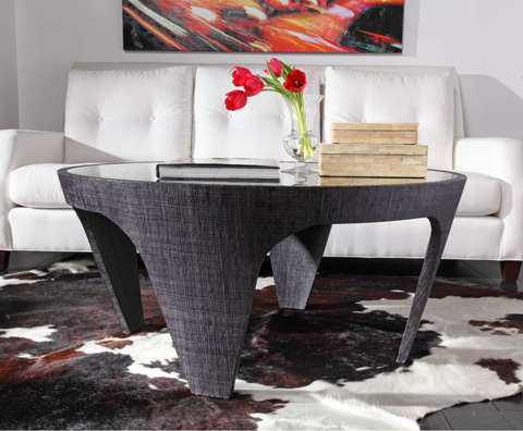 Curate by Artistica Metal Design - Round Cocktail Table - C203-240