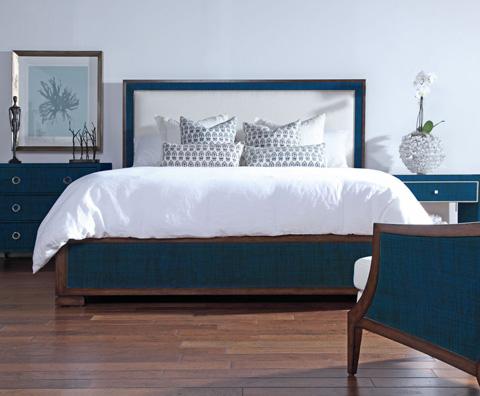 Curate by Artistica Metal Design - Saguran King Platform Bed - C204-766