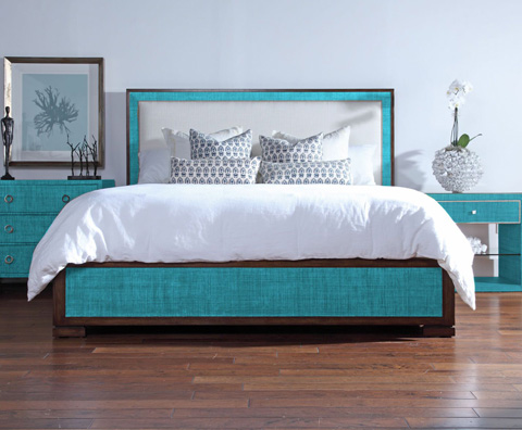 Curate by Artistica Metal Design - Saguran King Platform Bed - C208-766