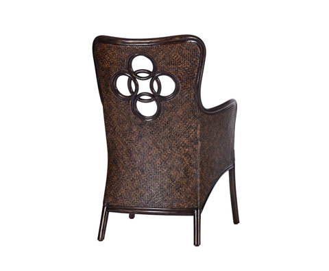 Curate by Artistica Metal Design - Winged Dining Chair - C402-050