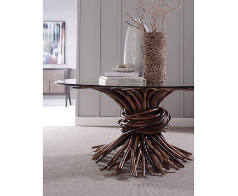 Curate by Artistica Metal Design - Knot Dining Table - C405-100