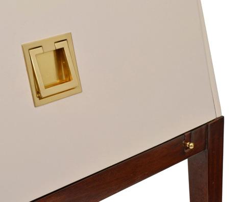 Curate by Artistica Metal Design - Secretary Desk - C408-370