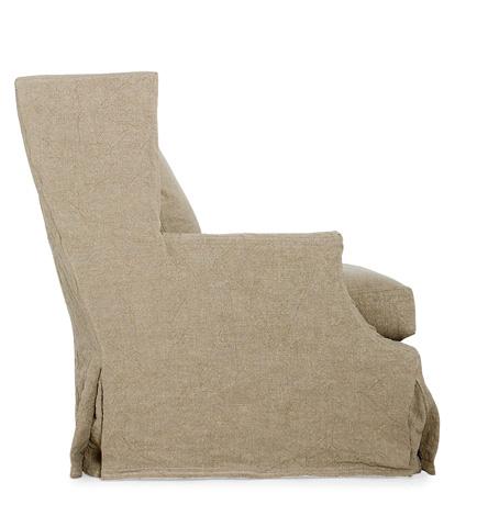 C.R. Laine Furniture - Garrison Slipcovered Chair - 2295-SC