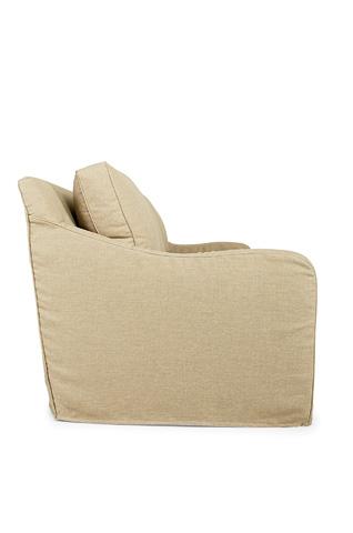 C.R. Laine Furniture - Winsford Slipcovered Long Sofa - 2381-SC