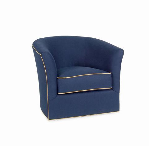 C.R. Laine Furniture - Ashland Swivel Chair - 275-SW