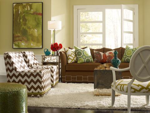 C.R. Laine Furniture - Exoh Chair - 9105