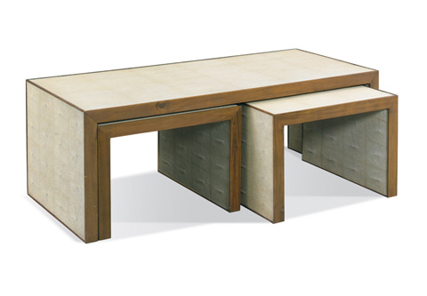 CTH-Sherrill Occasional - Bunching Cocktail Table - 368-840