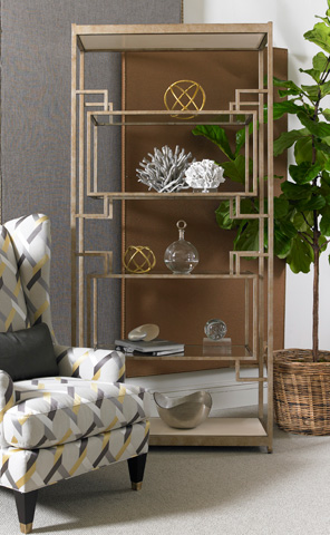 CTH-Sherrill Occasional - Etagere - 964-855