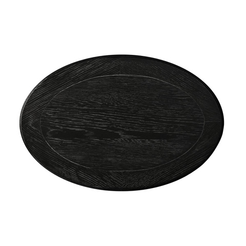 Curations Limited - Dark Webster Side Table - 8833.1119