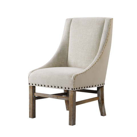 Curations Limited - New Trestle Sand Chair - 8826.0012