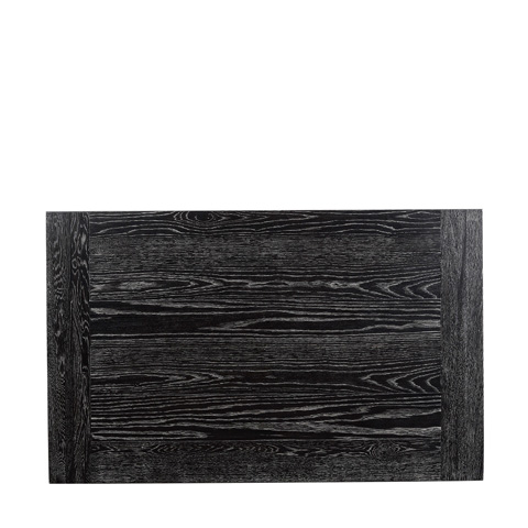 Curations Limited - Chelsea Vintage Black Coffee Table - 8832.3001