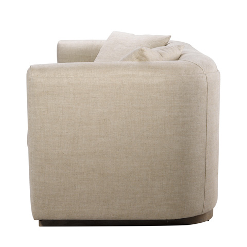 Curations Limited - Avington Linen Sofa - 7842.0047.A015
