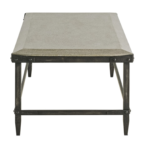 Currey & Company - Elemental Coffee Table - 4184