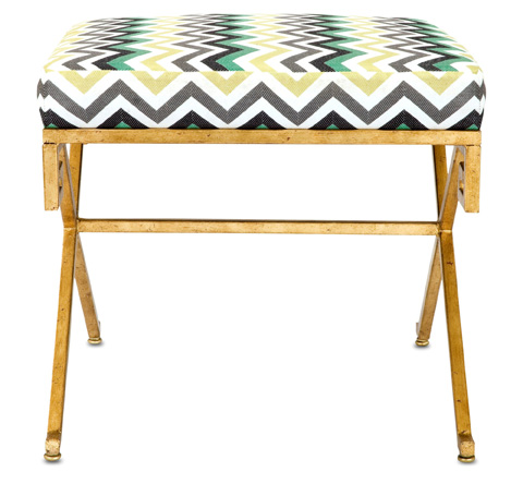 Currey & Company - Circe Bench - 7097