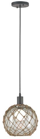 Currey & Company - Fairwater Pendant - 9575