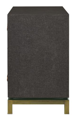 Currey & Company - Cadena Three Drawer Chest - 3257
