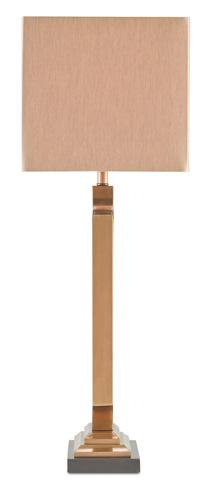 Currey & Company - Grandeur Table Lamp - 6939