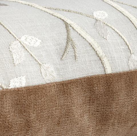 Cyan Designs - Stem The Flow Pillow - 06534