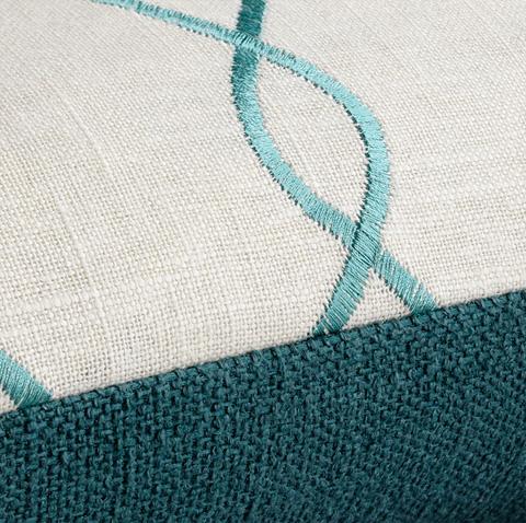 Cyan Designs - Chain Link Pillow - 06541