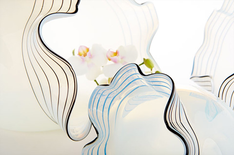 Cyan Designs - Medium Moon Jelly Vase - 06735