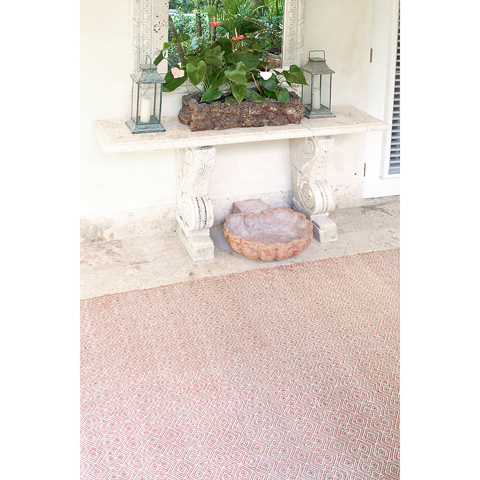 Dash & Albert Rug Company - Annabelle Copper Indoor/Outdoor Rug - RDB269-58