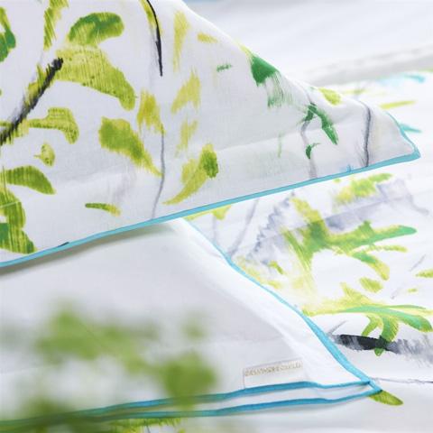 Designers Guild - Willow Acacia Standard Sham - BEDDG0602