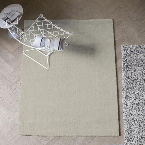 Designers Guild - Soho Putty Standard Rug - RUGDG0225