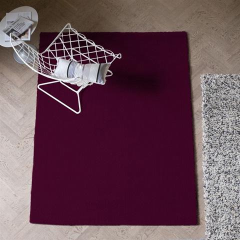 Designers Guild - Soho Damson Standard Rug - RUGDG0241
