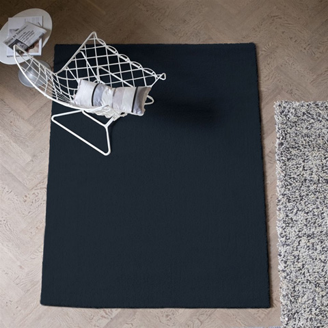 Designers Guild - Soho Indigo Standard Rug - RUGDG0251