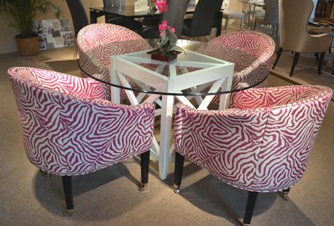 Designmaster Furniture - Tub Chair - 01-465