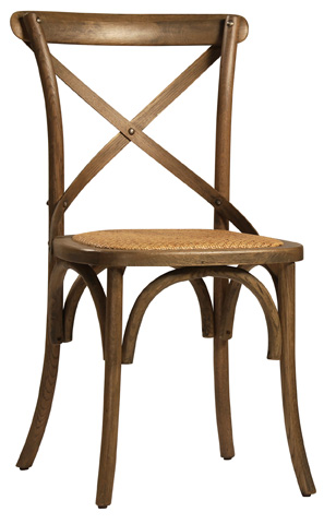Dovetail Furniture - Gaston Dining Chair - EL23