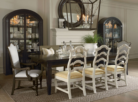 Drexel Heritage - Empire Arm Chair - 910-750