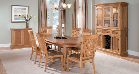 Drexel Heritage - Round Dining Table - 925-621