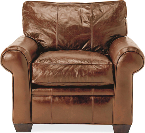 Drexel Heritage - Natalie Leather Chair - L69-CH