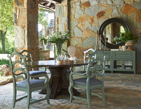 Drexel Heritage - Adventurers Arm Chair - 910-720