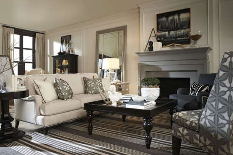 Drexel Heritage - Gaige Chair - D20144-CH