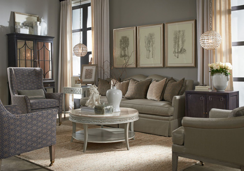 Drexel Heritage - Rimon Sofa - D20146-S