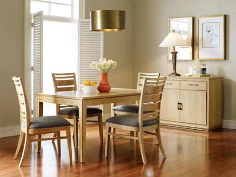 Drexel Heritage - Slat Back Dining Side Chair - 926-821