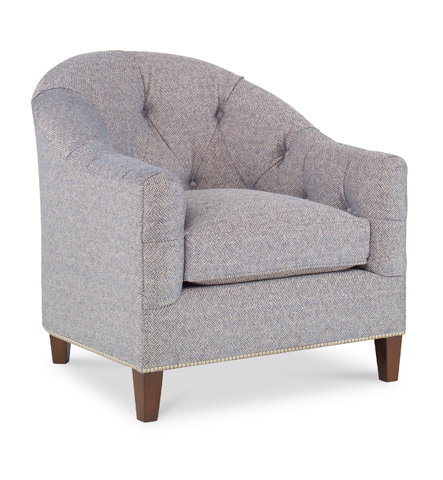Image of Jack Fhillips Barbara Tufted Chair