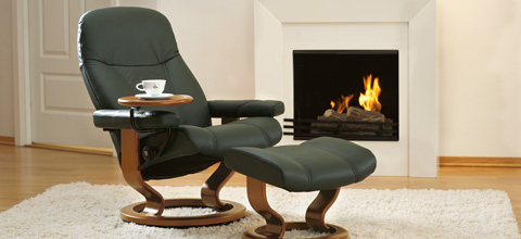 Ekornes - Stressless Diplomat Chair - 1145010
