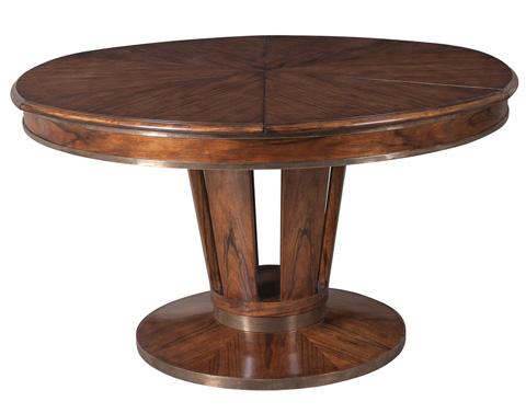 Encore - Soho Jupe Medium Dining Table - 78-112