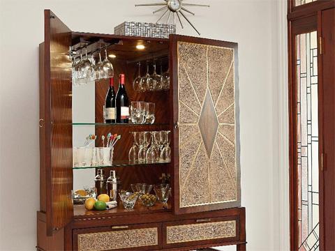 Fine Furniture Design - Wine Cabinet - 1360-995