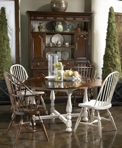 Fine Furniture Design - Rhode Island Windsor Arm Chair - 1020-827