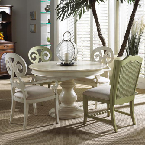 Fine Furniture Design - Round Dining Table - 1051-810/811