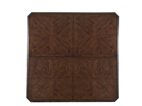 Fine Furniture Design & Marketing - Hunt Club Square Dining Table - 1343-818/819