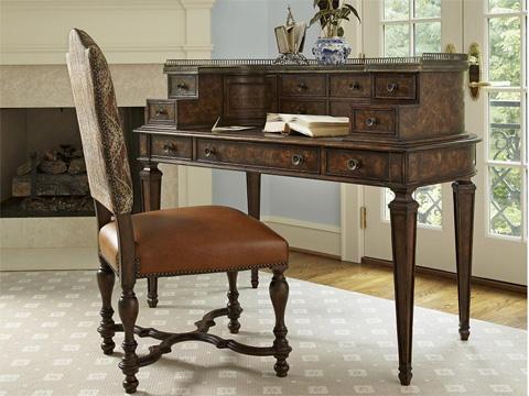 Fine Furniture Design - Upholstered Dining Side Chair - 1343-828