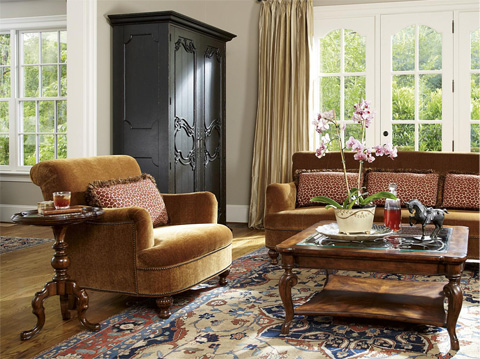 Fine Furniture Design - English Chair - 3904-03-1345-V15BF
