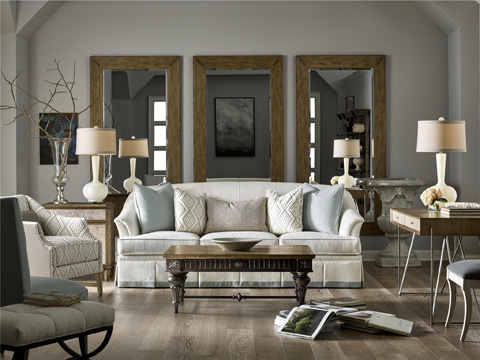 Fine Furniture Design & Marketing - Etta Writing Desk - 1583-926