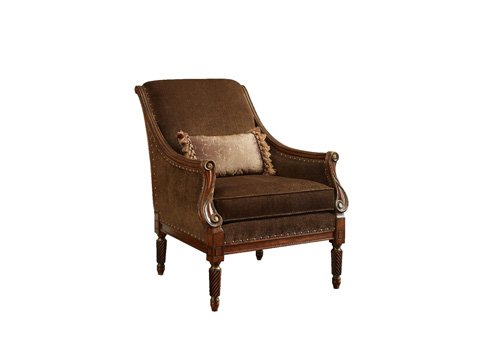 Fine Furniture Design Upholstery - Chair - 0811-03